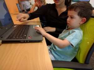 Even a 4yr old can code
